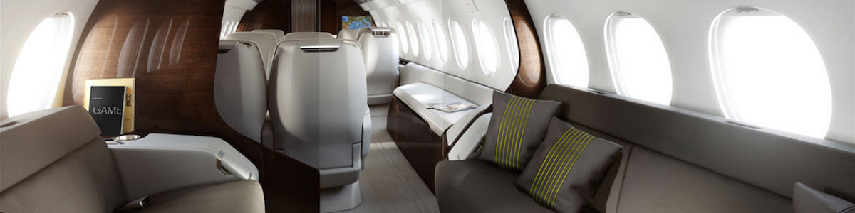 Ambiances Aviation Interieur Cabine VIP