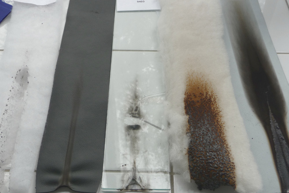 Material Fireproofing
