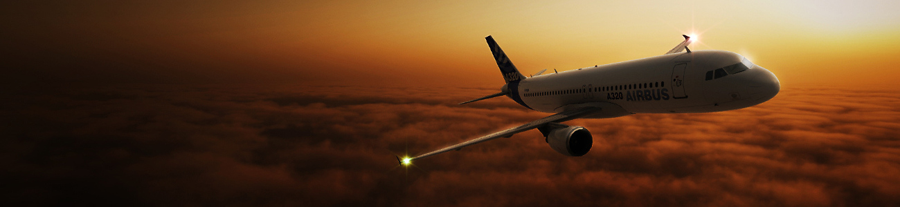 Ambiances Aviation Airbus A320